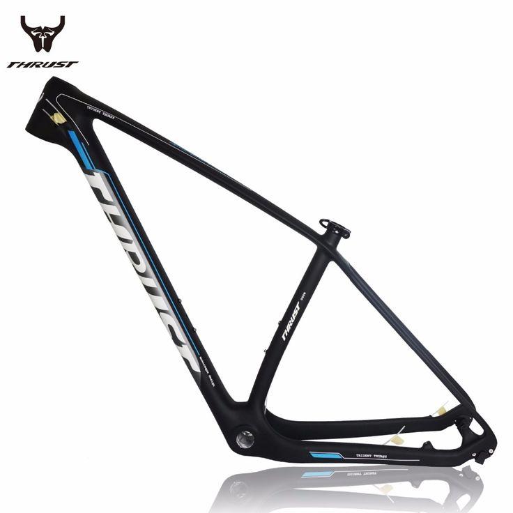 2017 thurst design chinese carbon 29er mtb frame mtb carbon frame 275er size 15 - Mtb Frames