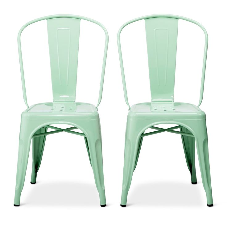 Best 25+ Metal dining chairs ideas on Pinterest | White ...