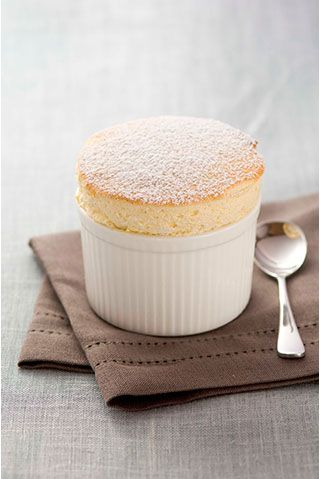 A soufflé can be one of those dishes that we shy away from, but it truly isn't that difficult and the finished result is delicious, no matter how high the soufflé has risen.