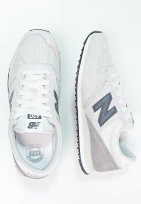 White sneakers from New Balance
