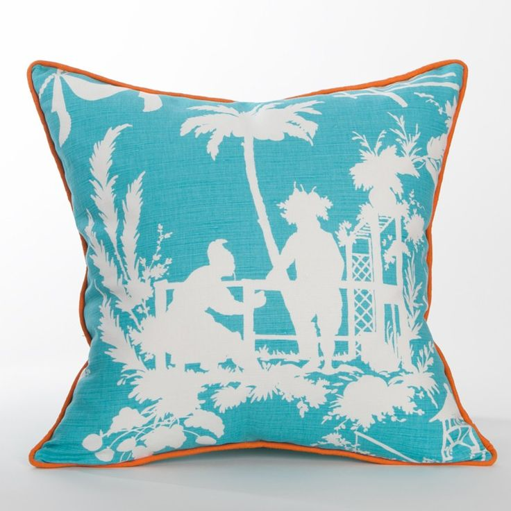 Palm Beach Style Pillows : 51 best Palm Beach Collection images on Pinterest Coastal, Hibiscus and Palm beach