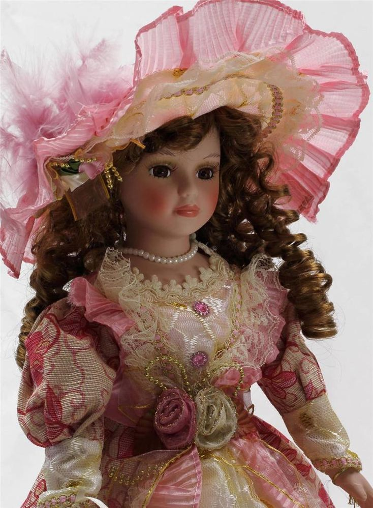 17 Best images about Antique Dolls on Pinterest   Ruby ...