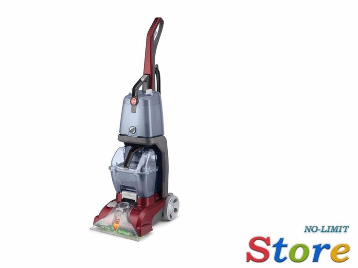 Powerful: Most carpet washers move the dirt, grime and hair from one place in your home to another because what comes out of the carpet becomes trapped in the unit. The Hoover Power Scrub Deluxe Carpet Washer is different.