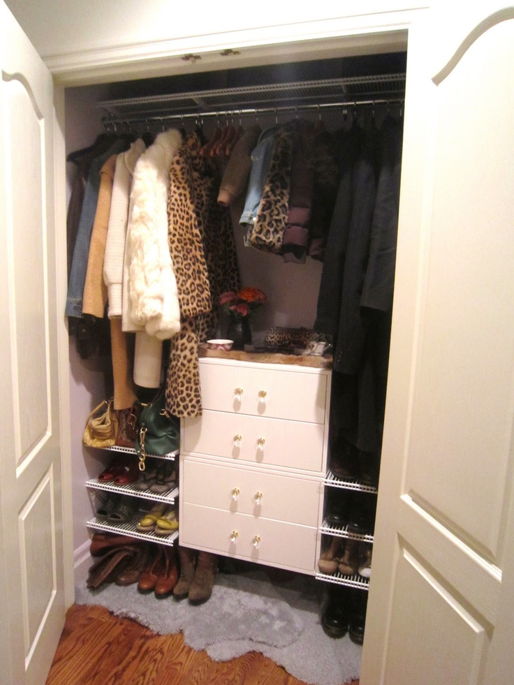 36 Best Images About Hall Closet Makeover On Pinterest