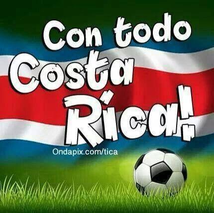 Con todo Costa Rica.
