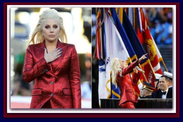 With All Eye's On Beyoncé… Gaga's Shocking Admission About The National Anthem – BB4SP