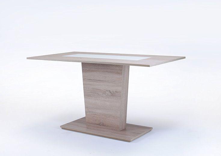 Cavadore 82023 pilastri tavolo legno quercia 110 x 70 x 75 cm in melammina, Sonoma: Amazon.it: Casa e cucina