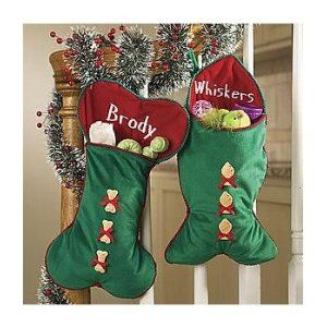 gifts for pets | ... pet stockings Dog Christmas Stockings Make Great Gifts for Your Pet