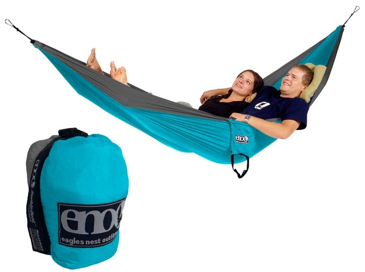 Charcoal/Teal DoubleNest. This is the color I wanted originally but they didn't have it!!!!! A new hammock may just be in my near future!!!!