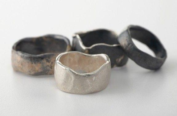 Rings - Melanie LeBlanc - jewellery & objets d'art