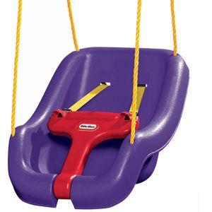 2-in-1 Snug 'n Secure™ Swing (Purple)