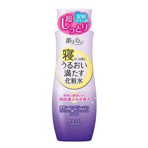 KOSÉ Cosmeport Hada Rhythm — ночной питательный лосьон. • Повседневный уход • MelonPanda Beauty Shop - интернет магазин японской косметики