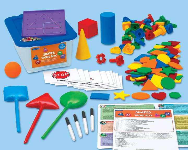 Classroom Designer Lakeshore Learning Materials : Shapes theme box lakeshore dream classroom