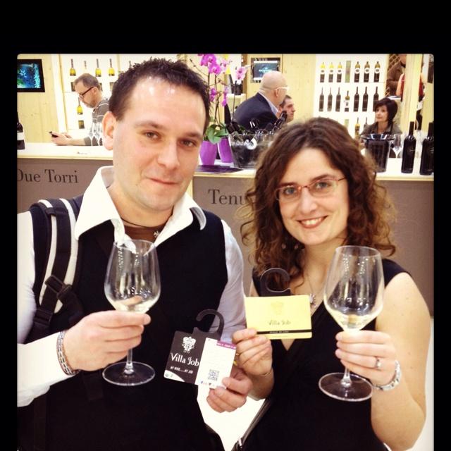 @villajob lover s #vinitaly2012 #wine #organic #bio