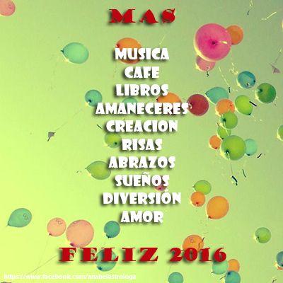 Feliz, feliz, feliz 2016 #anabelastro