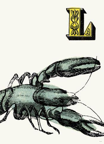 L   Lobster