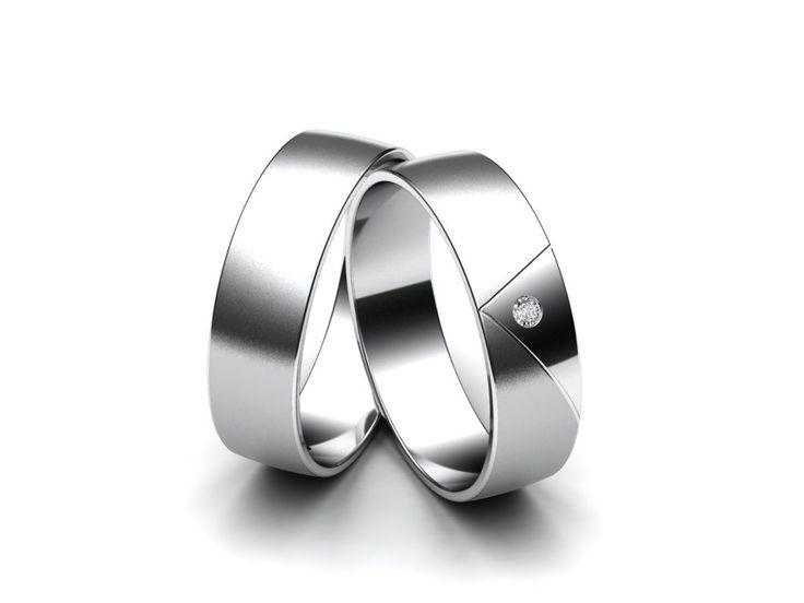 Aiola Snubní prsteny A08