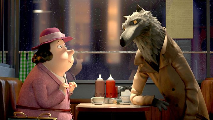 BBC Christmas animation Revolting Rhymes is both delightful…and progressive The two-part animation of Dahl's twisted fairy tales features the voices of Dominic West, Gemma Chan, Rose Leslie and David Walliams