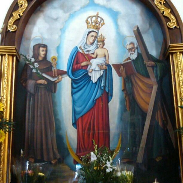 El diario Panorama Nuestra Virgen de la Chinita.: Virgenes Del, Virgen De La Chinita, Virgin, Nuestra Virgen