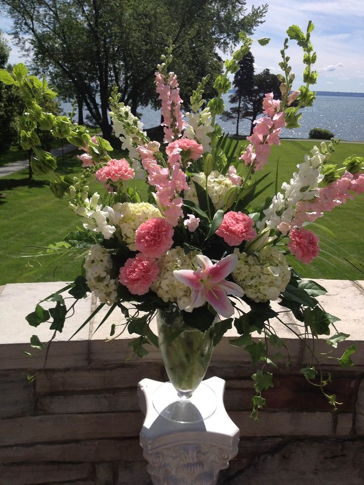 Large Country Style Arrangement