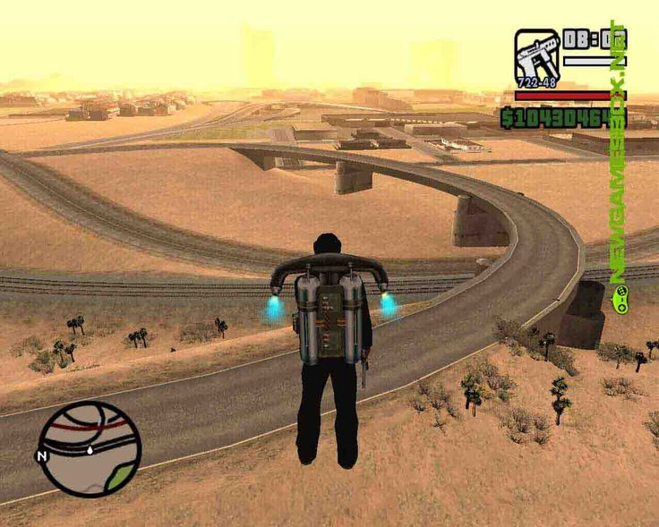 Grand Theft Auto: San Andreas PC Game Free Download