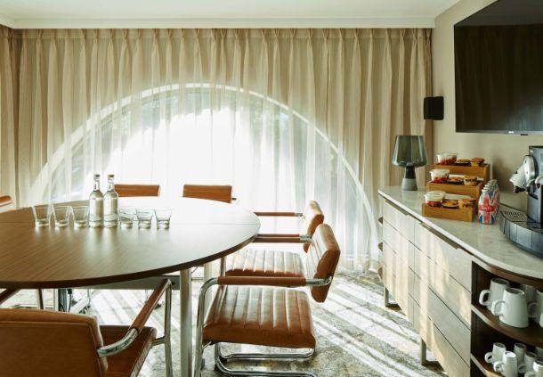 London Marriott Hotel Regents Park NW3 Hampstead Room