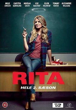 Rita / TV Series / Denmark - Danish / Starring: Mille Dinesen, Carsten Bjørnlund, Ellen Hillingsø, Lise Baastrup, Nikolaj Groth, Morten Vang Simonsen, Sara Hjort Ditlevsen