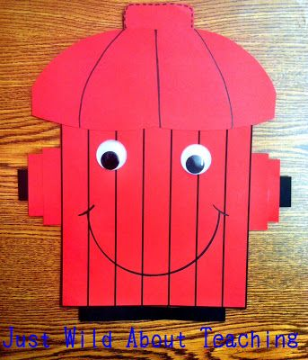 Just Wild About Teaching: Out with the Old & In with the New {Fire Safety} - Part 2!