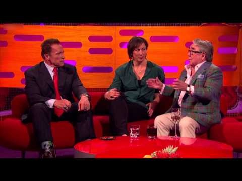 The Graham Norton Show S12x01 Arnie, Miranda Hart, Ronnie Corbett and Usher Part 2