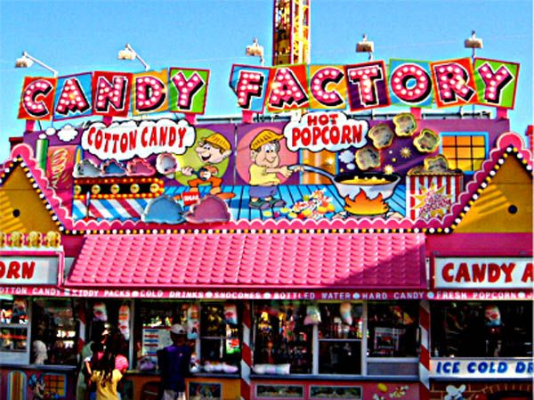 Candy Factory, Sacramento California