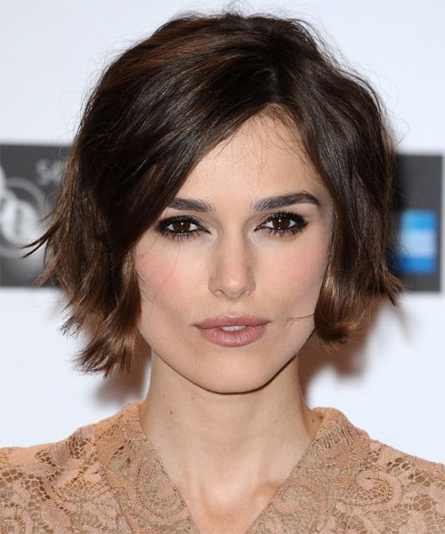 hair casual styles keira knightley casual hairstyle 6142