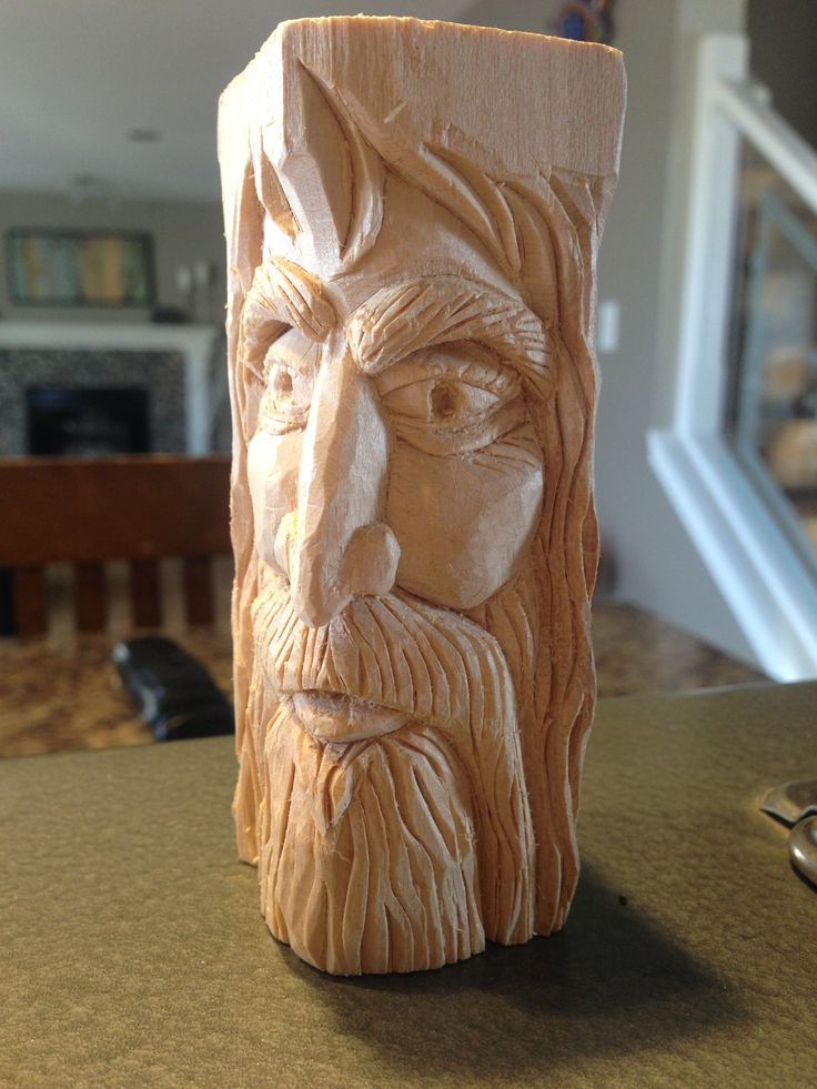 Another wood spirit.