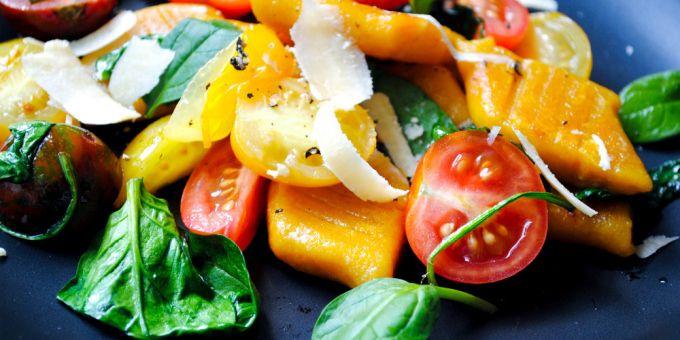 Buckwheat, Pumpkin + Ricotta Gnocchi with Sage Butter - I Quit Sugar