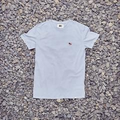 Just Another Fisherman / Tint Trout Tee - Light Slate