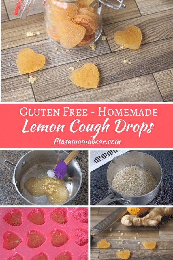 Homemade Honey Lemon Cough DropsThe Nourishing Home