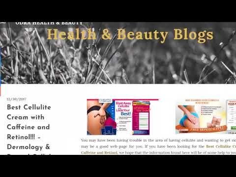 Best Cellulite Cream with Caffeine and Retinol!!! – Dermology & Revitol ...