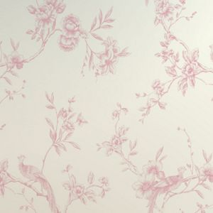 Opera Chinoise Wallpaper - Pink
