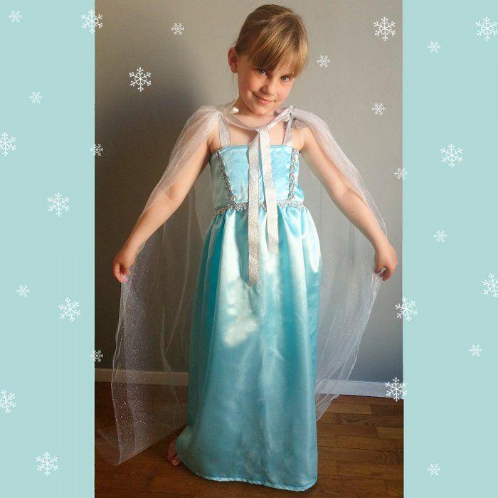 17 meilleures id es propos de robe reine des neiges sur - Robe reine des glaces ...