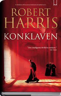 Boklysten: Recension: Konklaven av Robert Harris