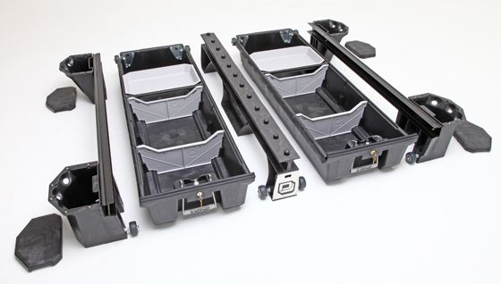 DECKED Truck Bed Drawers
