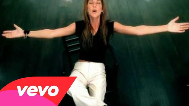 Everytime i listen to this song it gives my spine a chill.... Céline Dion - That's The Way It Is - rp
