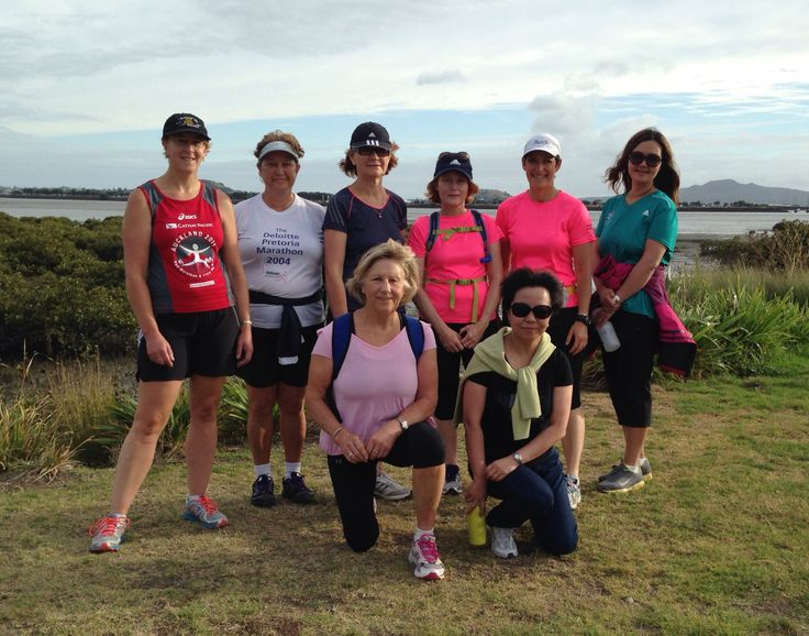 Great walk at Hobson Bay with the walking group