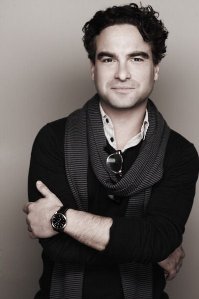 Johnny Galecki. Man of my dreams.