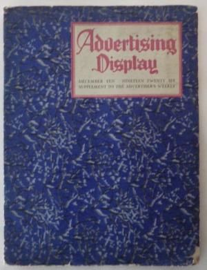 Advertising Display no.10;