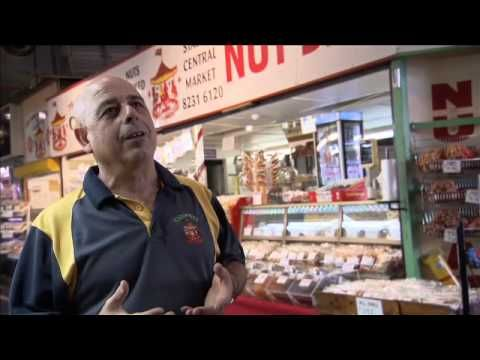 Adelaide Central Market Ambassador Andrew 'Cosi' Costello interviews some of the colourful characters of the Adelaide Central Market to find out what's so special and unique about our Adelaide icon