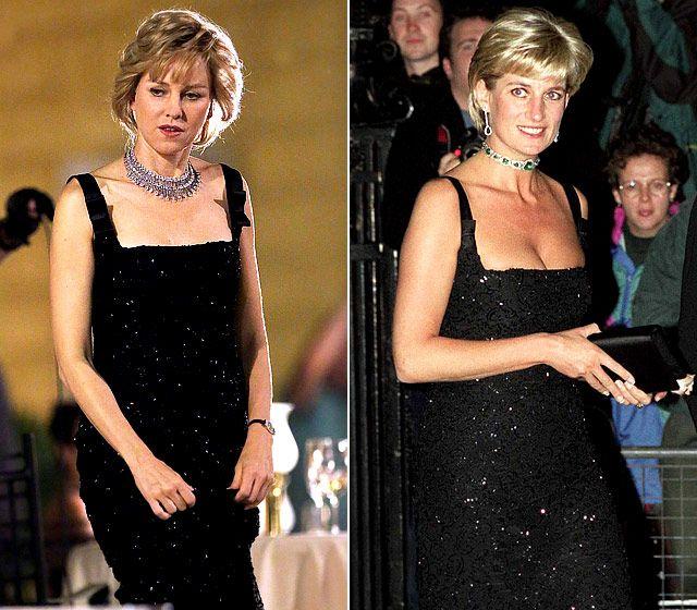 Naomi Watts Recreates Princess Diana's Most Iconic Looks