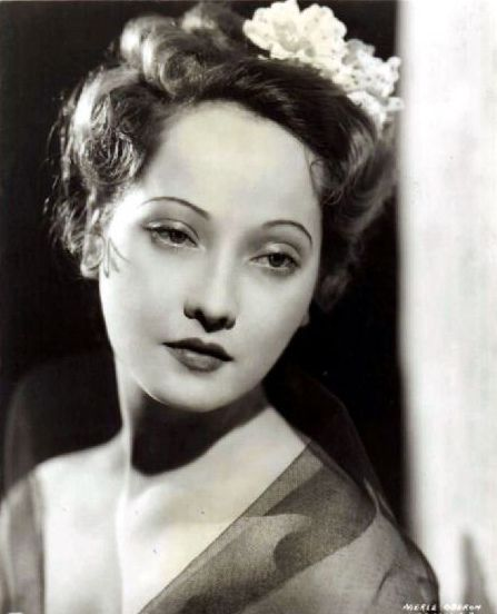 17 Best images about Merle Oberon - Hollywood Glamour Star ...