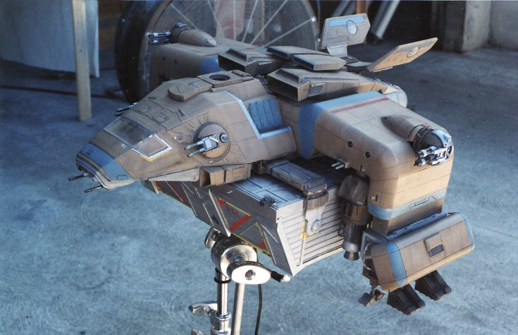 All sizes | Starship Troopers Advanced Dropship