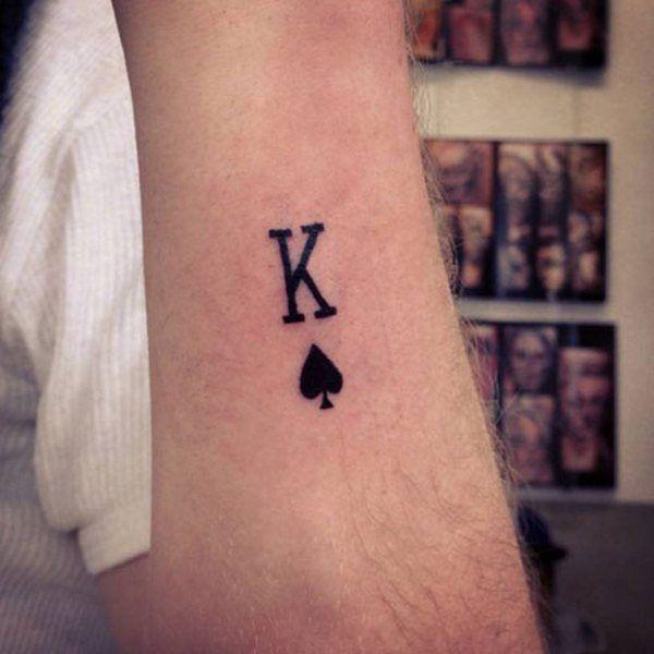 Small tattoos for guys design ideas 2
