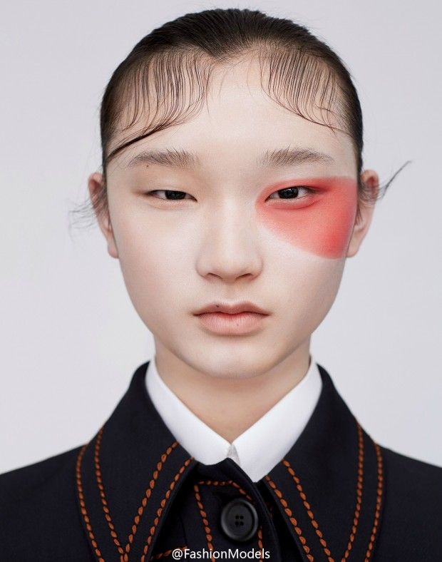 "Harper's Bazaar China March 2015 | ""The Young Girls"" by Mei Yuan Gui [Beauty]"
